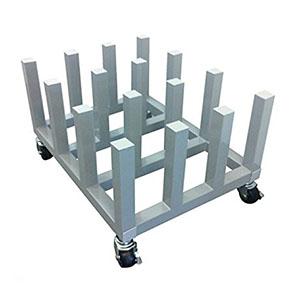 Horizontal Vertical Vinyl Storage Racks Wrap Institute