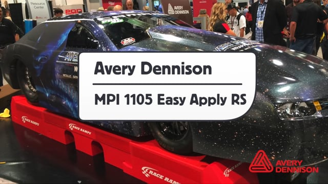 Official Product Video: Avery Dennison MPI2105 | Wrap Institute